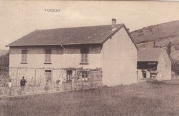 Ain - Tossiat - France