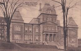 Carte Vers 1920  SHERBROOKE / PALAIS DE JUSTICE / COURT HOUSE - Sherbrooke
