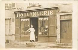 -ref-A960- Magasins - Devanture De Boulangerie Non Situee - Pain - Magasin - Boulangeries - Boulangers - Metiers - - Magasins