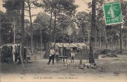 91 185 FORÊT DE SENART Cabane De Bûcheron - Brunoy