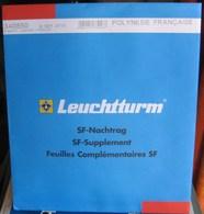 Leuchtturm - JEU POLYNESIE FRANCAISE 2010 SF (Avec Pochettes) - Vordruckblätter