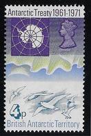 Territoire Antarctique Britannique N°40 - Oiseaux - Neuf ** Sans Charnière - TB - Neufs