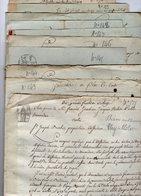 VP14.159 - Tribunal De CLUSES - 10 Acte An 13 - Mr JACQUIER De TANINGES Contre Mr BROCHIER à THYEZ ? - Manuscripts