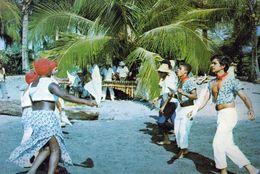 1 AK Ecuador * Dancing On The Beach At The Rhythm Of The Marimba - Provinz Esmeraldas * - Ecuador