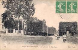 91 229 SOISY SOUS ETIOLLES Boulevard De Vendeul - France