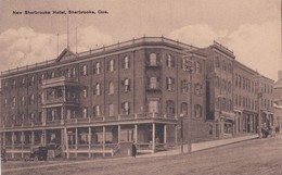 Carte Vers 1920 NEW SHERBROOKE HOTEL  / QUE - Sherbrooke