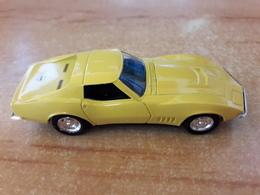 Chevrolet Corvette 1968 + Le Fascicule N° 37 Marque Solido - Solido