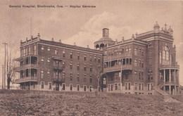 Carte Vers 1920 SHERBROOKE   / QUE / HOPITAL GENERAL - Sherbrooke