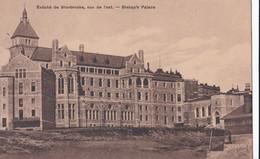 Carte Vers 1920 SHERBROOKE   / EVECHE / VUE DE L'EST / BISHOP'S PALACE - Sherbrooke