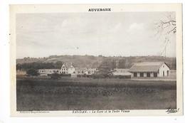 RANDAN  (cpa 63)  La Gare Et La Petite Vitesse   -  L 1 - Autres Communes
