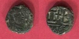 CONSTAN II    ( S ) 12 Nummis  TB 13 - Byzantines