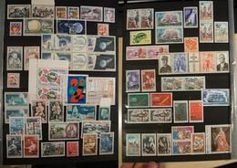 Réunion - Lot De Timbres Neufs ** - Quelques Paires - Cote + 125 - Collections (sans Albums)
