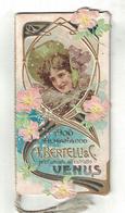 CALENDARIETTO BERTELLI  ALMANACCO 1906 VENUS - Calendari