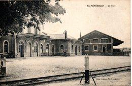 51. Sainte Menehould. La Gare - Sainte-Menehould