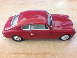 Lancia Aurelia  1/43+ Le Fascicule N° 52 + Boite Marque Solido - Solido