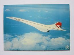 Concorde De British Airways - 1946-....: Ere Moderne