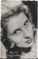Jacqueline Porel Est Une Actrice Française Née Le 14 Octobre 1918 à Divonne-les-Bains - Acteurs