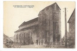 PRONDINES   (cpa 63)  L'Eglise  -  L 1 - France