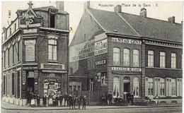 MOUSCRON - Place De La Gare II - N° 13883 - Mouscron - Moeskroen
