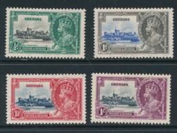 GRENADA, 1935 Silver Jubilee Fine Light MM, Cat £20 - Grenada (...-1974)