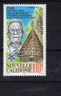 697975873 NEW CALEDONIA POSTFRIS MINT NEVER HINGED POSTFRISCH EINWANDFREI  SCOTT 797 VINCENT BOUQUET HIGH CHIEF - Nouvelle-Calédonie