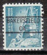 USA Precancel Vorausentwertung Preo, Locals California, Bakersfield 841 - Etats-Unis