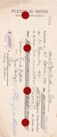 Wuppertal Küllenhahn 1931  Fleuss & Meise Werkzeugfabrik - Lettres De Change