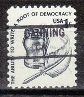 USA Precancel Vorausentwertung Preo, Locals California, Baning 841 (b1.5) - Etats-Unis