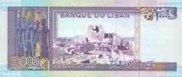 LEBANON P. 70 10000 1993 UNC - Liban
