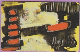 Télécarte Luxembourg °° SC05 - Peintre Serge Koch -Sc7.7512g - 50u - 1994 -V. - Luxembourg