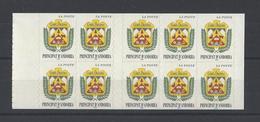 ANDORRE. YT  Carnet N° 8  Neuf **  1998 - Carnets