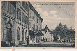 15 - MAURS-LA-JOLIE - Coin De Foirail Et Route De Quézac (impeccable) - France
