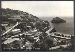 SAVONA, Torre Del Mare E Isola Di Bergeggi - Viaggiata - Savona