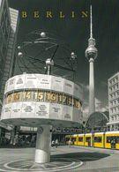 1 AK Germany * Berlin - Der Alexanderplatz - Die Weltzeituhr * - Mitte