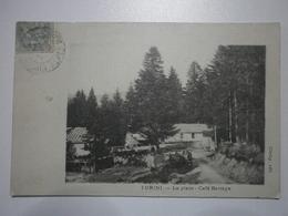 06 Turini, La Place, Café Barraya (7716) - Autres Communes