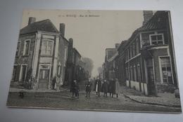 RONCQ   RUE  DE  BILLEMONT - France