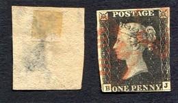 Grande Bretagne, N°1 Oblitéré, Victoria, Great Britain, Qualité Standard - 1840-1901 (Victoria)
