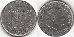 Olanda 1 Gulden 1978 Piek KM#184a - Used - [ 3] 1815-… : Regno Dei Paesi Bassi