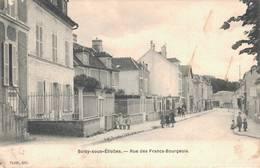 91 SOISY SOUS ETIOLLES  Rue Des Francs Bourgeois 1 - France