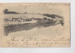 VOUZIERS (08 - Ardennes) - 1902 - La Gare - Vouziers