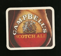 Sotto-boccale O Sottobicchiere - Campbell's - Birra - Bier - Beer Mats - Sous Bocks - Bierdeckel - Pils - Beer - Sotto-boccale