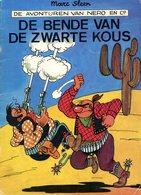 Nero - De Bende Van De Zwarte Kous (1ste Druk Heruitgave) 1981 - Nero