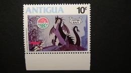 Antigua - 1980 - Mi:AG 602, Sn:AG 597, Yt:AG 597**MNH - Look Scan - Disney
