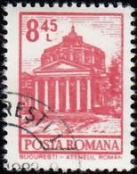 ROMANIA - Scott #2363 Atheneum, Bucharest (*) / Used Stamp - 1948-.... Republics