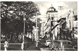 POSTAL   VENEZUELA  -CARACAS  - PLAZA BOLIVAR Y CATEDRAL - Venezuela