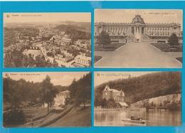 BELGIË Lot Van 60 Oude Postkaarten (formaat 9 X 14 Cm) - Cartes Postales