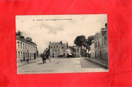 F1001 - YVETOT - 76 - Rue Du Calvaire Et Rue Croix Rouge - Yvetot