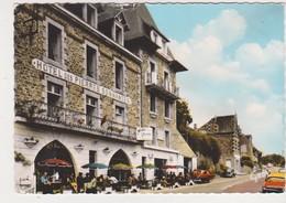 26578  Notre Dame Du Guildo -hotel Pierres Sonnantes -Gaby 9 - Colorisée Voiture DS - France
