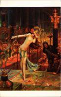 CPA Salon De Paris G. BUSSIERE Salome (706492) - Peintures & Tableaux