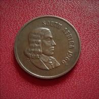 Afrique Du Sud South Africa 1 Cent 1966 RARE DANS CET ETAT)  (B4 - 31) - Sudáfrica